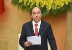 Lần chủ trì phiên họp Chính phủ cuối cùng của Thủ tướng Nguyễn Xuân Phúc