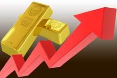 Giá vàng hôm nay 7/4: Tăng vọt khi USD đuối sức