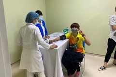First athletes vaccinated against COVID-19 for int'l competitions