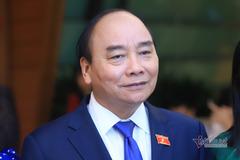 Trình Quốc hội miễn nhiệm chức vụ Thủ tướng đối với ông Nguyễn Xuân Phúc