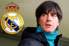 Real Madrid mời Joachim Low về thay Zidane