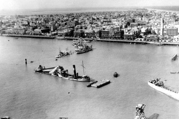 Chiến dịch chiếm Kênh đào Suez, cuộc phiêu lưu cuối cùng của đế quốc Anh