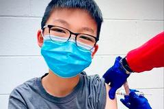 Vắc xin Pfizer hiệu quả 100% ở trẻ em 12-15 tuổi