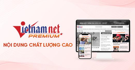 VietNamNet thu phí phiên bản đặc biệt