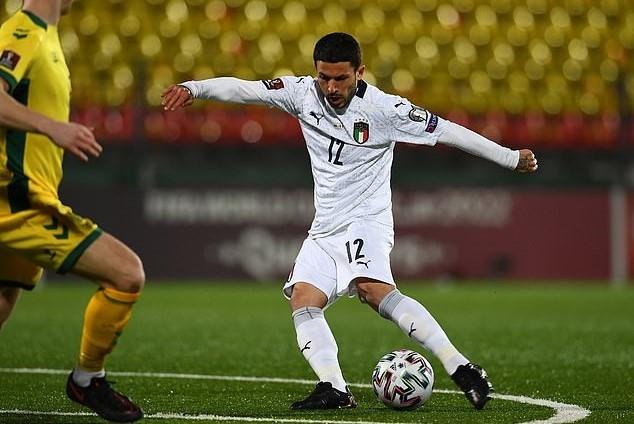 Italy thắng trận thứ 3 liên tiếp ở vòng loại World Cup