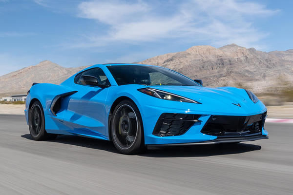 Chevrolet Corvette 2022 được ra mắt tại Australia