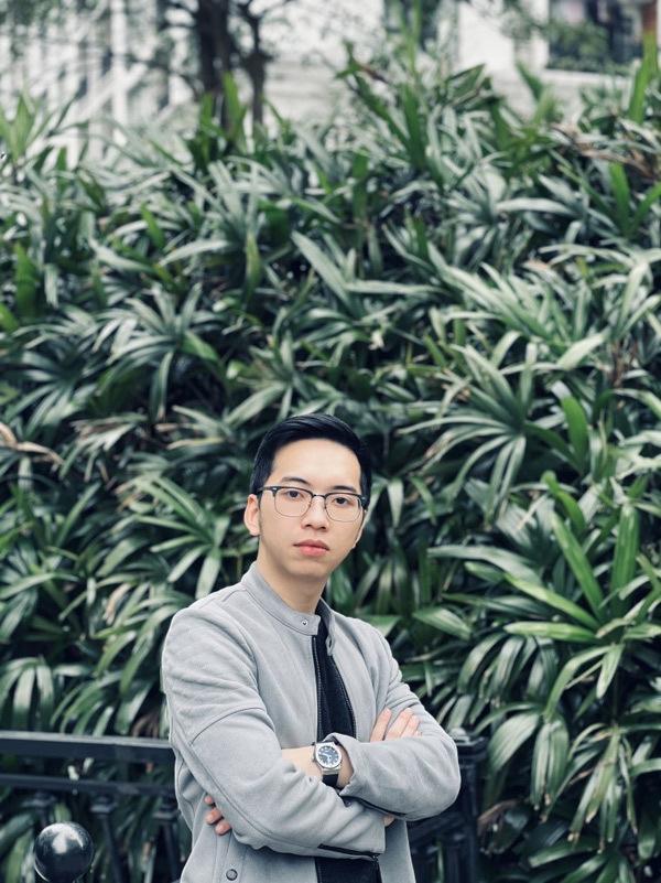 Đam mê kinh doanh, CEO 9x khởi nghiệp với công ty thiết kế