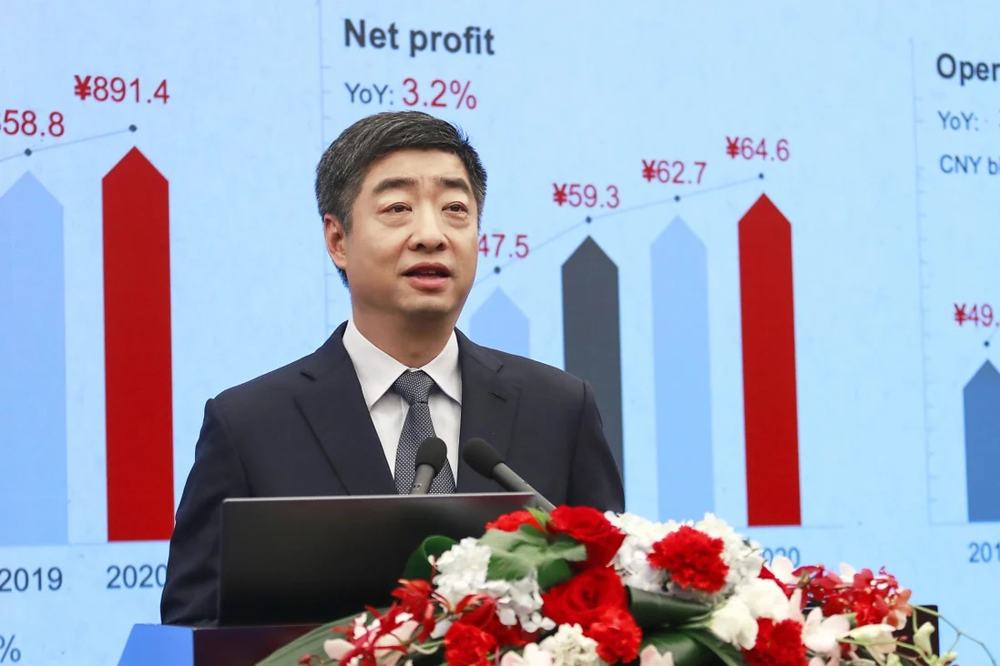 Huawei có mức tăng trưởng doanh thu thấp nhất trong thập kỷ qua
