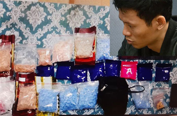 Drug trafficking ring busted at hospital in Hanoi