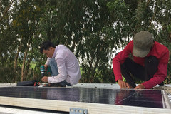 Solar energy: light at the end of the tunnel for off-grid communities in Vietnam