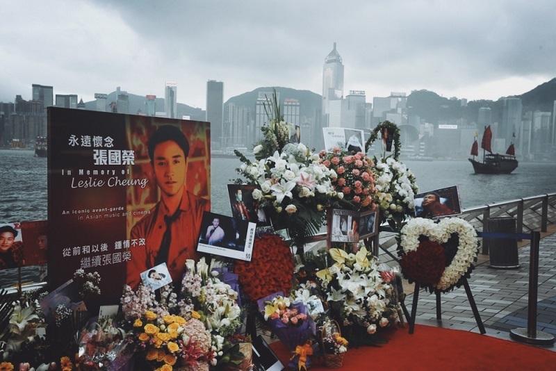Bạn đời và đồng nghiệp tưởng nhớ ngày mất Trương Quốc Vinh