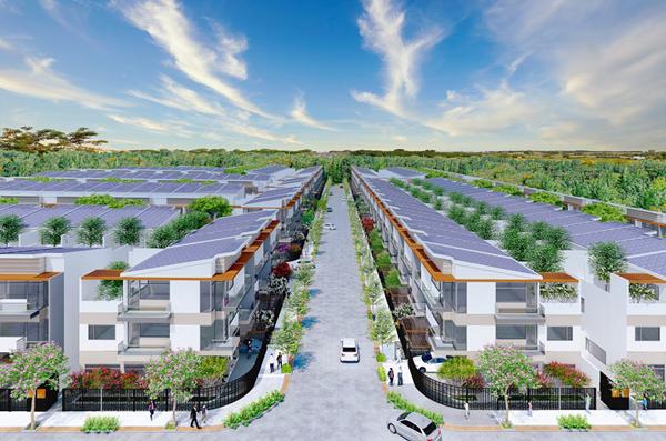 Bất động sản Cần Giuộc hưởng 'lợi kép' nhờ sóng đầu tư hạ tầng và KCN