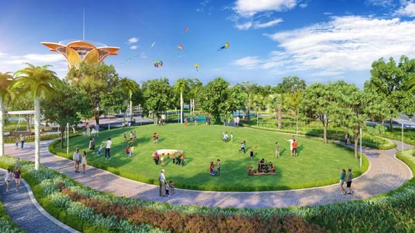 Sắp khánh thành công viên giải trí Gem Sky Park