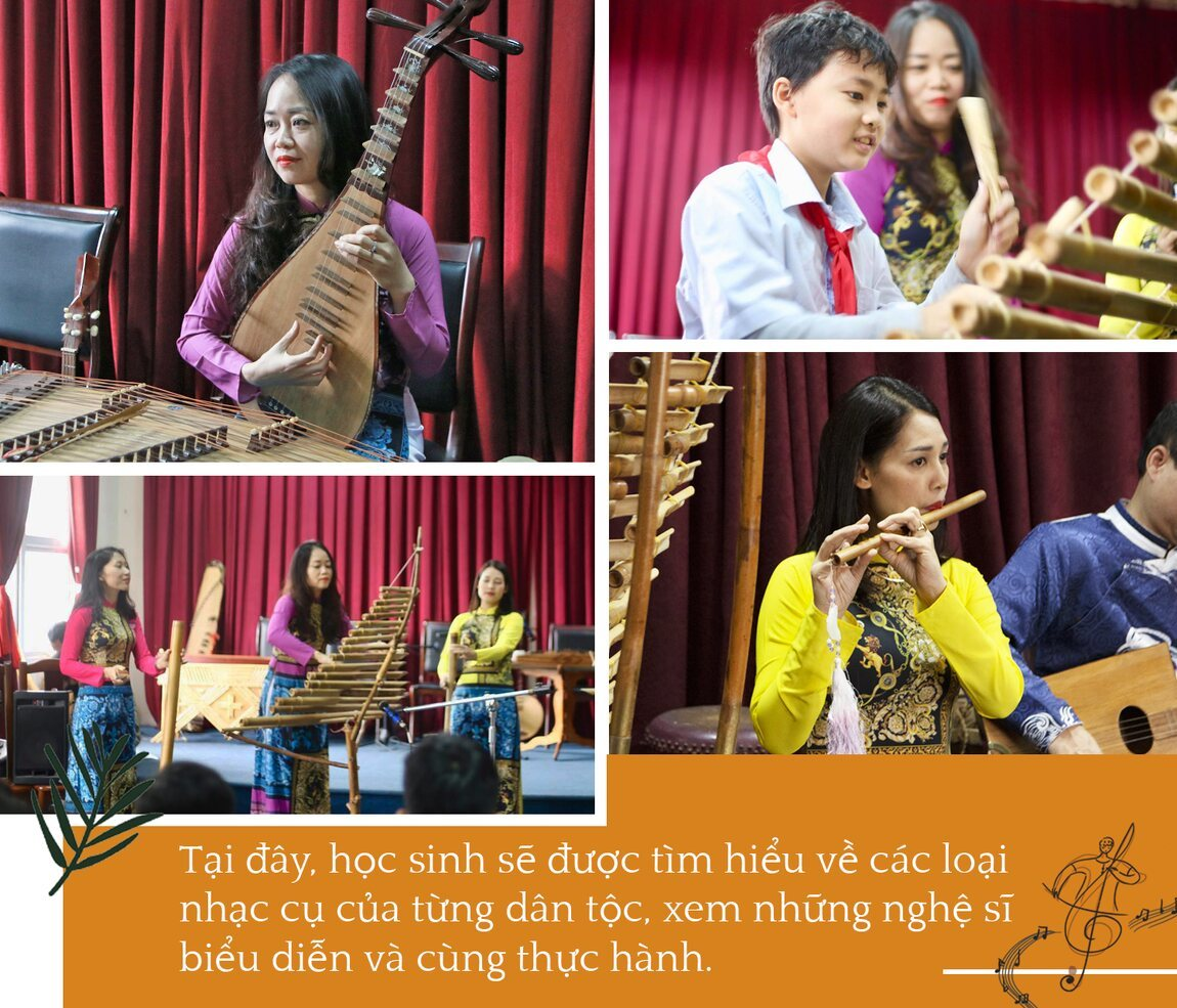 online teaching,traditional musical instruments,new general education program,Vietnam education
