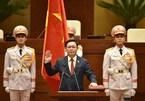 Vuong Dinh Hue held many midnight meetings before becoming NA chair