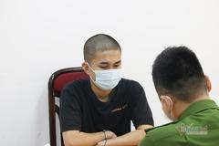 Lời khai của kẻ quay clip nóng với 'em gái nuôi' rồi tống tiền ở Hà Nội