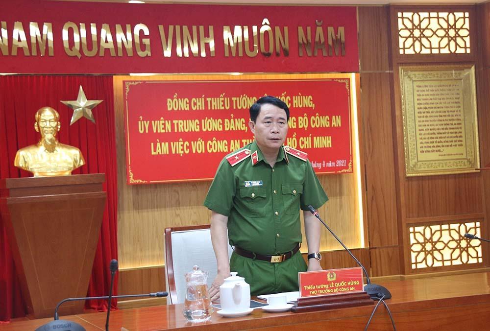 Công an TP.HCM di dời trại tạm giam Chí Hoà