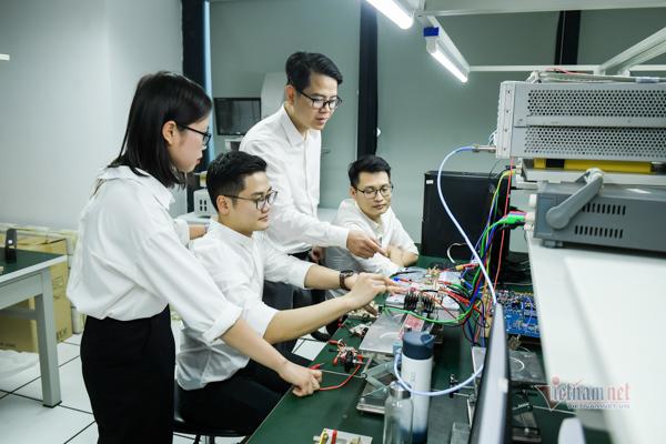 """Những kỹ sư """"cắm cờ"""" sở hữu trí tuệ Việt trên đất Mỹ"""