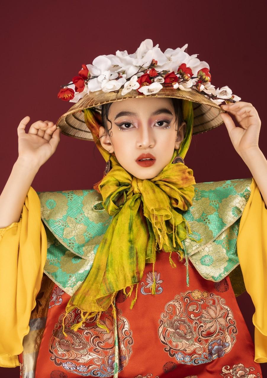 Thái Hà tham gia đại hội siêu mẫu nhí 2021