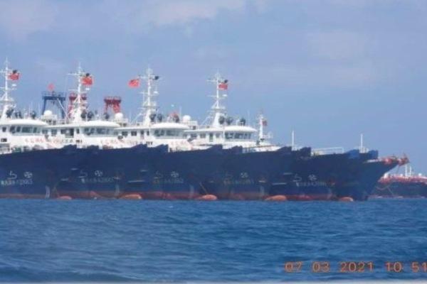 Sự thật về dân quân biển của Trung Quốc