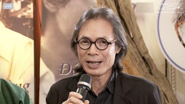 Trần Lực nói về điều khó nhất khi hóa thân thành Trịnh Công Sơn