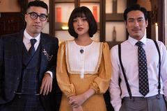 Kiều Minh Tuấn tát Tú Hảo trong MV của Only C
