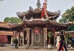 Lang - Hanoi's beautiful pagoda of exuberant greenery