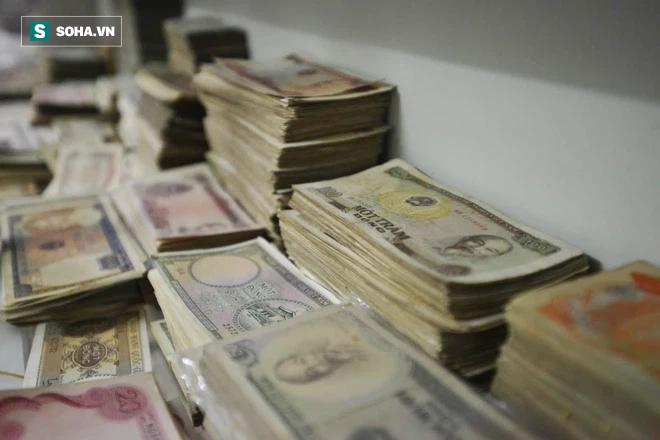 'Vua tiền tệ' bóc mẽ tờ 1.000 đồng cũ nát hét giá 140 triệu: Ảo như thổi giá lan đột biến