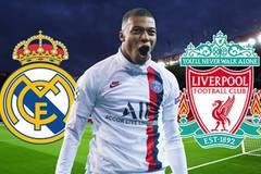 MU 'đi đêm' Dembele, Mbappe được khích lệ đến Liverpool