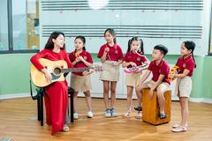 4 lợi ích của trại hè Anh ngữ VAS dành cho trẻ