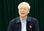 Quốc hội nhất trí miễn nhiệm chức Chủ tịch nước với ông Nguyễn Phú Trọng