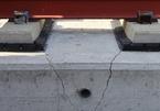 Phát hiện thêm bốn gối cao su metro số 1 lệch khỏi vị trí