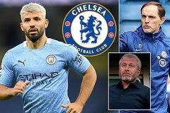 Abramovich bật đèn xanh, Chelsea tóm gọn Aguero