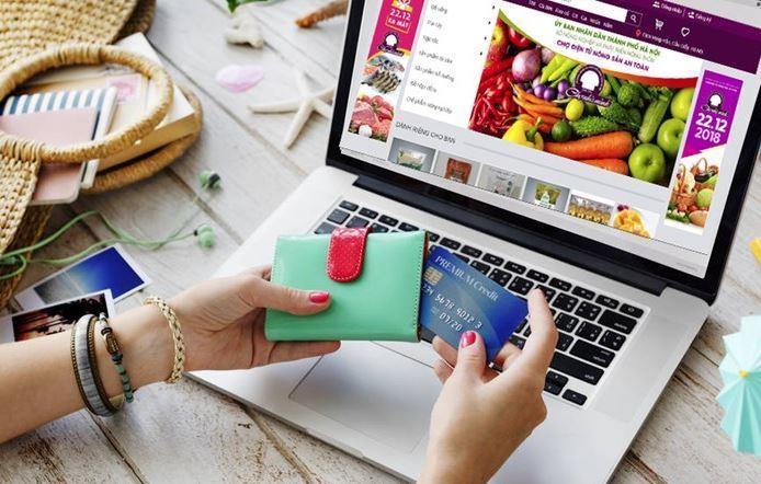 e-commerce,farm produce