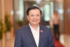 Giới thiệu chữ ký của Bí thư Hà Nội Đinh Tiến Dũng