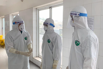 Thêm 3 ca mắc Covid-19, Việt Nam có 2.620 bệnh nhân