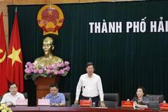 Hai Phong to build 67 public parks