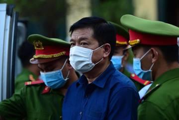 Ông Đinh La Thăng mới nộp 4,5 tỷ trong tổng số 600 tỷ phải bồi thường