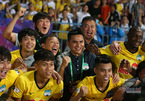 Hoang Anh Gia Lai FC wins multiple V-League awards