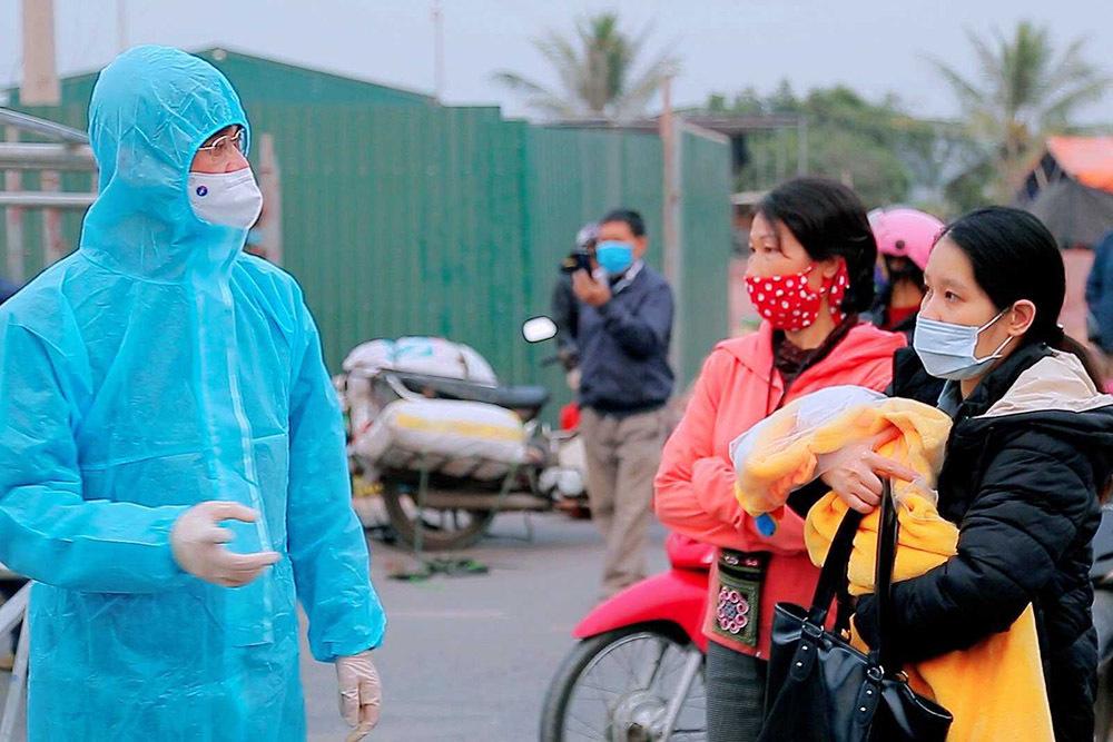 Người từ tỉnh Hải Dương vào Quảng Ninh không phải cách ly y tế