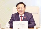 Hoạt động ngoại giao đầu tiên của Chủ tịch Quốc hội Vương Đình Huệ