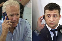 Ông Biden cam kết hỗ trợ Ukraina, Nga dọa trả đũa