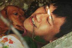 Xuân Nghị làm phim sinh tồn cùng cún cưng 'bé Hai'