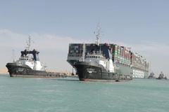 Ai Cập có thể đòi bồi thường 1 tỷ USD từ sự cố kênh đào Suez