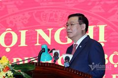 Tâm sự của ông Vương Đình Huệ sau hơn một năm làm Bí thư Hà Nội
