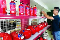 Cảnh giác với các thiết bị phòng, chữa cháy kém chất lượng