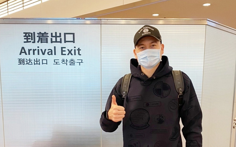 Đặng Văn Lâm có mặt ở Nhật Bản, cách ly chờ ra mắt Cerezo Osaka