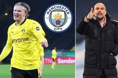Pep Guardiola lên tiếng Man City mua Haaland thay Aguero