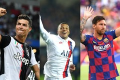Lý do Mbappe luôn xem mình giỏi hơn Messi, Ronaldo