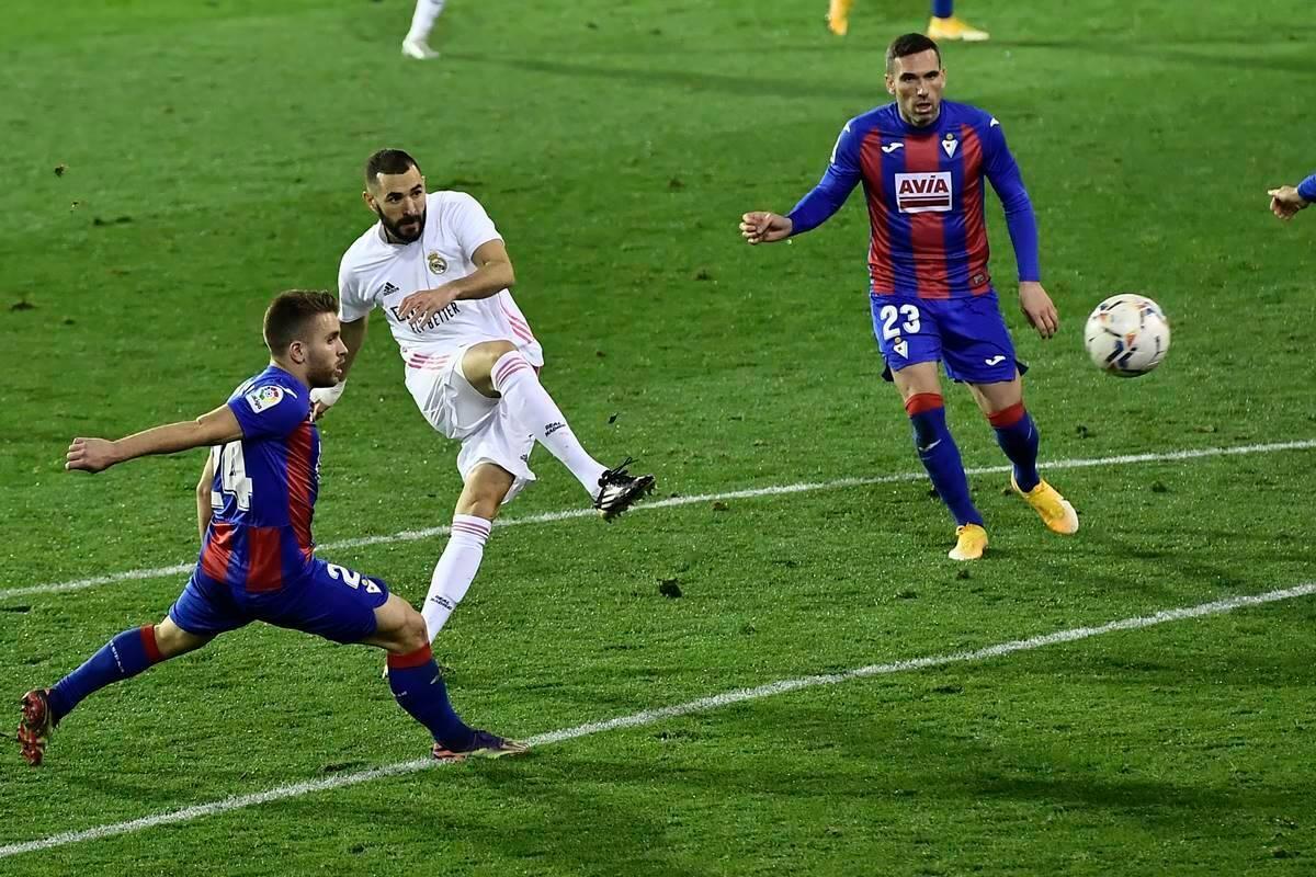 Nhận định Real Madrid vs Eibar: Luyện quân chờ đại chiến